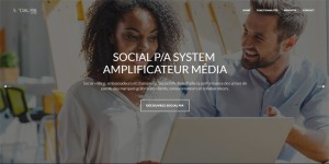 Amplification sociale crowdlending