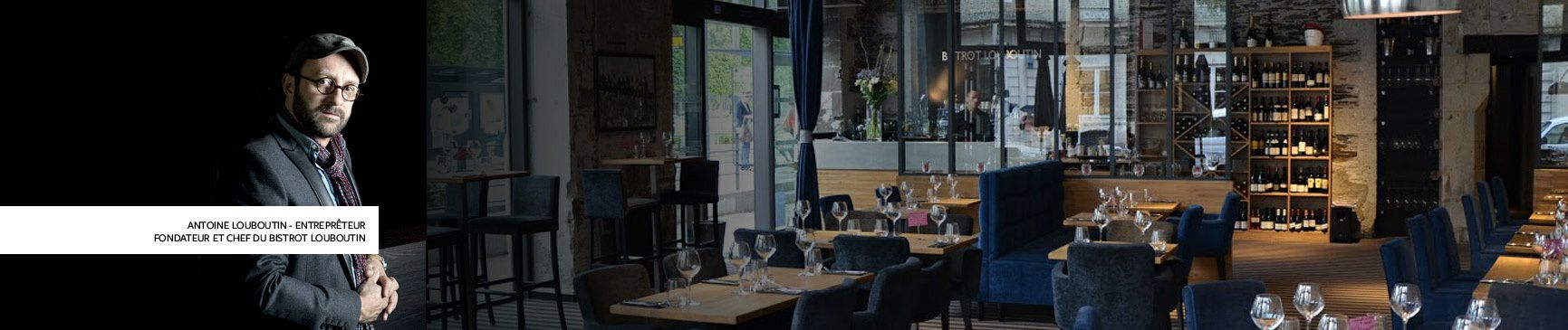 le bistrot antoine louboutin angers