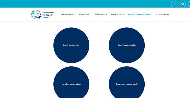 Un nouveau portail pour mieux orienter les porteurs de projet